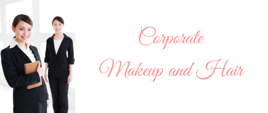 Corporate Makeup and Hair