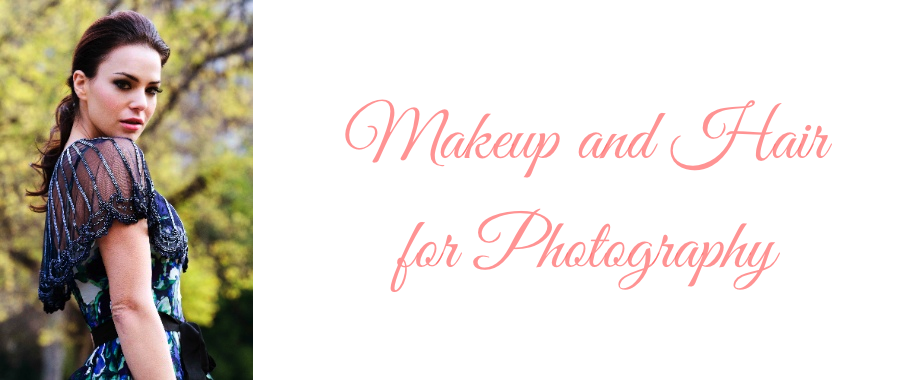 Makeup and Hair for Photography